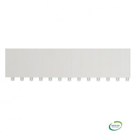 LEGRAND 001662 - Oburateur  - 13 modules - blanc