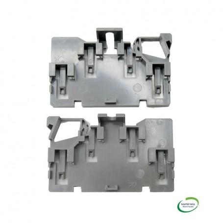 LEGRAND 004810 - Support répartiteur pour associer, 4 borniers