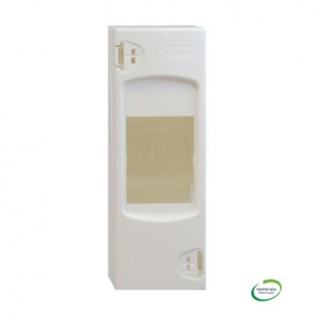 LEGRAND 001302 - Coffret cache-bornes, 2 modules, blanc