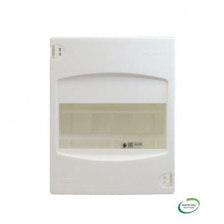 LEGRAND 001306 - Coffret cache-bornes, 6 modules, blanc