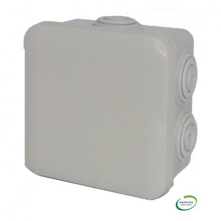 LEGRAND 092012 - Boîte étanche, Plexo, 80X80X45mm