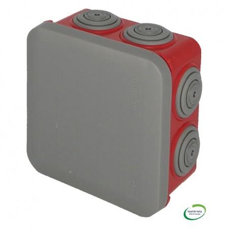 LEGRAND 092015 - Boîte étanche Plexo 960° 80X80X45mm