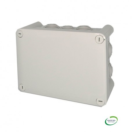 LEGRAND 092042 - Boîte étanche, Plexo, 155X110X74mm