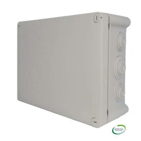 LEGRAND 092062 - Boîte étanche, Plexo, 220X170X86mm
