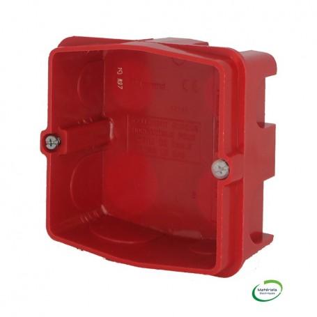 LEGRAND 080184 - Boîte maçonnerie, pour prise, 20A et 32A