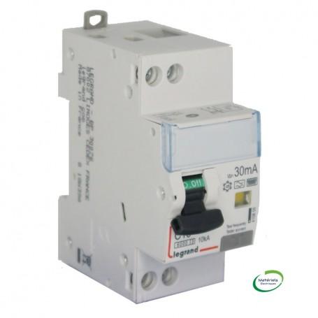 LEGRAND 410855 - Disjoncteur différentiel, 230V, 16A, typeF, 30mA