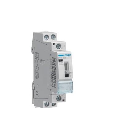 HAGER ETC225 - Contacteur JN 25A, 2F, 230V