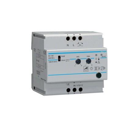 HAGER EV100 - Télévariateur Universel 1000W