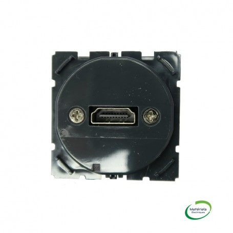 LEGRAND 067377 - Prise HDMI, pré-connectorisée, Céliane