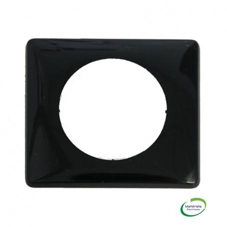 LEGRAND 066681 - Plaque, 1 postes, Laqué noir, Céliane, Legrand