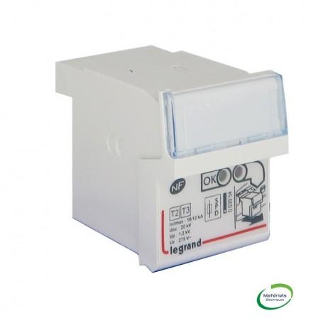 LEGRAND 003954 - Cassette de remplacement pour parafoudre