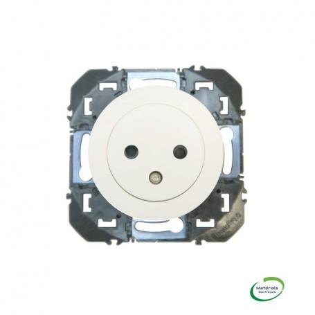 LEGRAND 600335 - Prise de courant, 2P+T, Surface, Dooxie, 16A, Blanc