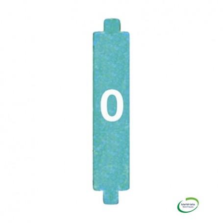 BTICINO 3501/0 - CAVALIER DE CONFIGURATION,  ''0''