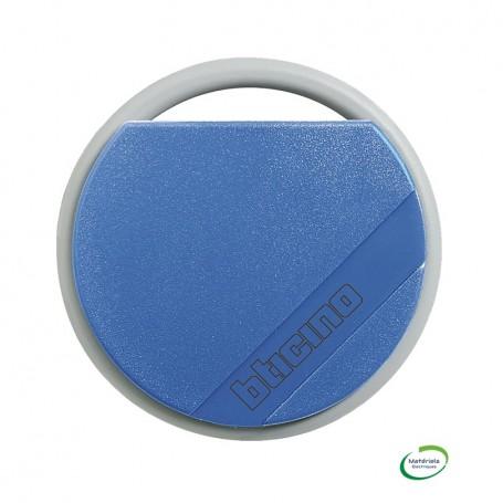 BTICINO 348203 - Badge de proximité résidents 13,56 MHZ Bleu