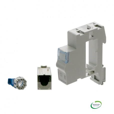 LEGRAND 413103 - Module de brassage blindée cat.6 STP