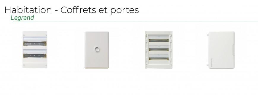 Legrand Habitation - Coffrets et portes