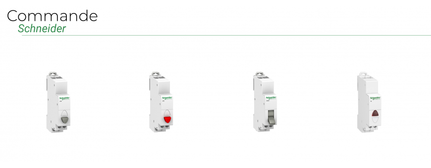 Schneider contacteur et telerupteur
