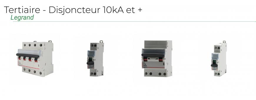 Tertiaire - Disjoncteur + 10kA