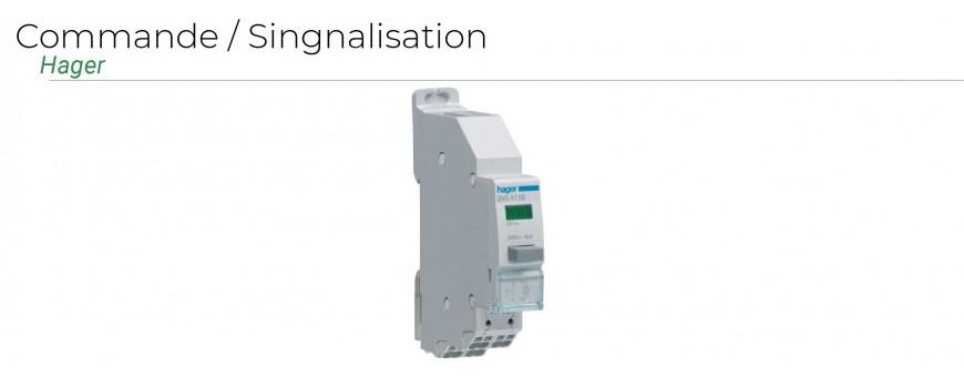 Commande / Singnalisation