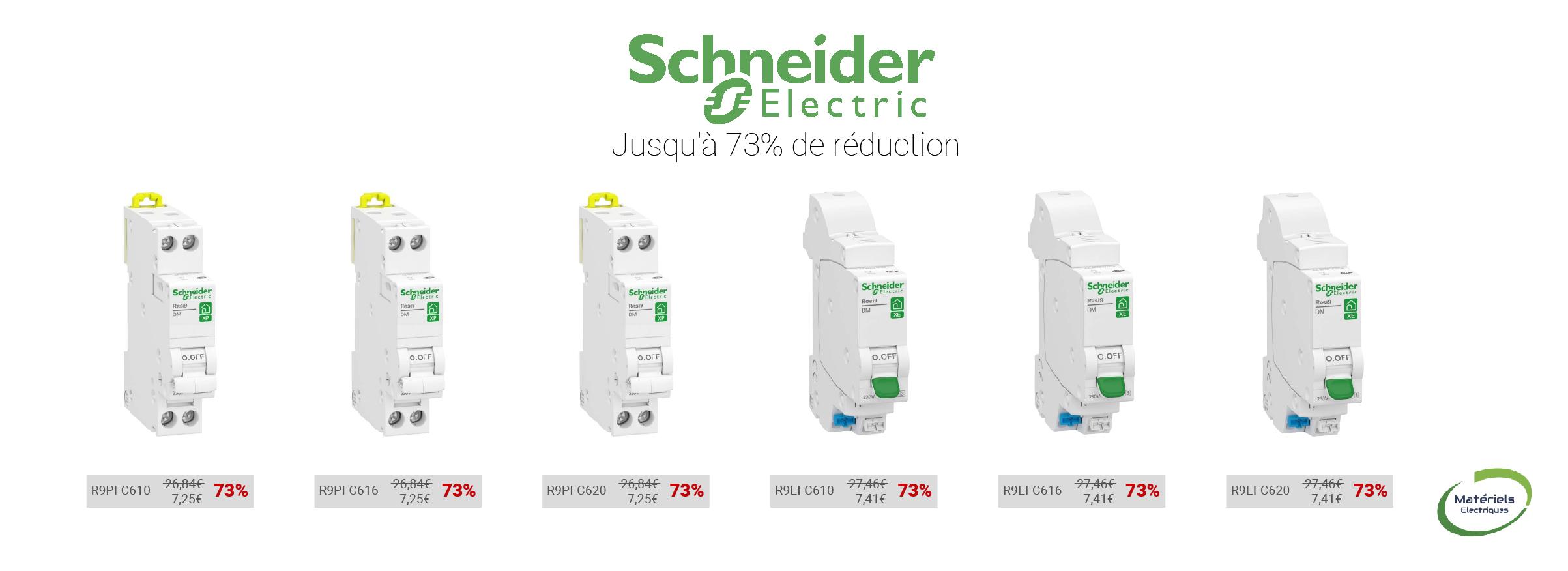 Promotion Schneider
